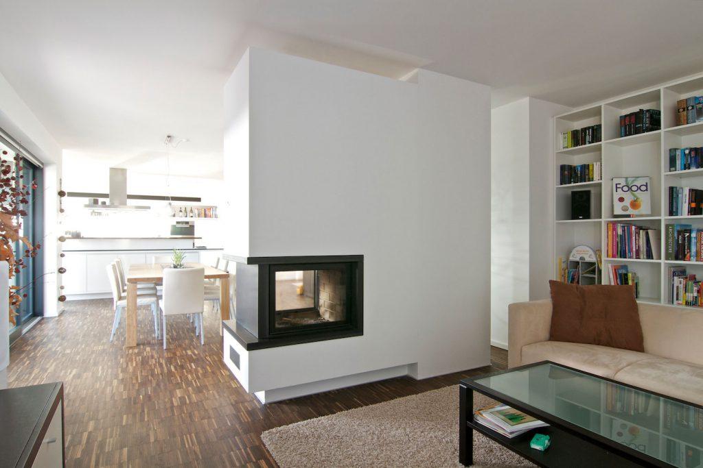© Loxone Smart Home Wohnbereich